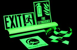 Tinta Fotoluminescente (Fosforescente)