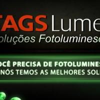 TagsLumens Fotoluminescente