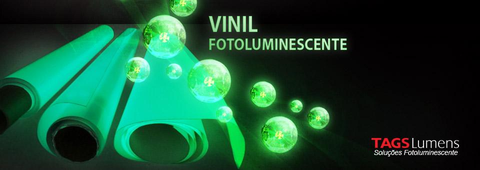 Vinil Fotoluminescente